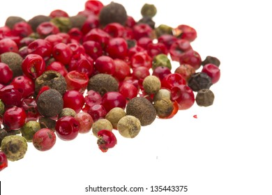 Collection of Pepper seeds