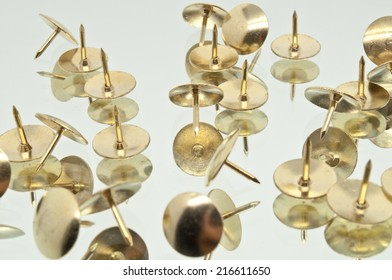 Collection of Thumbtacks