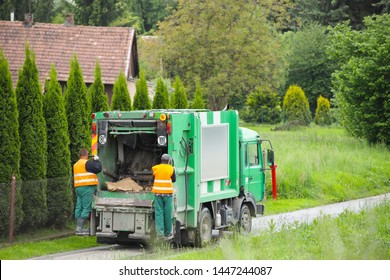 Collection and transportation of domestic garbage by municipal service employees. Control of the ecological situation in cities. Utilization of human waste. Limited speed. Territory cleaning.