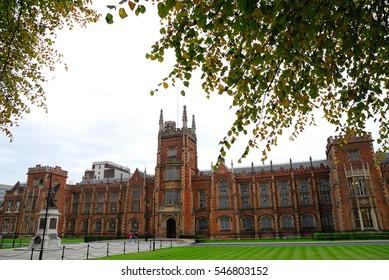 College of Belfast, Northern Ireland