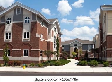 College Campus Housing