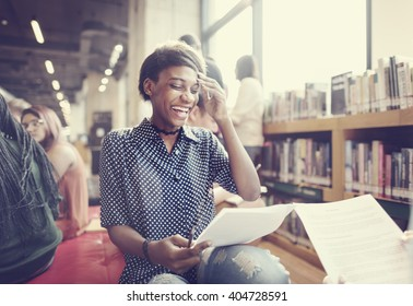 College Education Knowledge Learning Studying Concept
