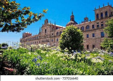 College of Our Lady of Old, Monforte de Lemos, Galicia, Spain