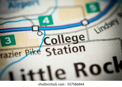 College Station. Arkansas. USA