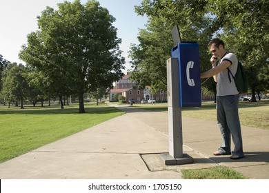 American Phone Booth Images, Stock Photos & Vectors