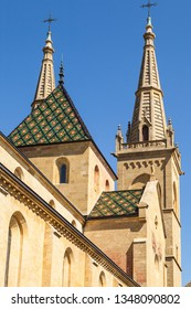 Collegial Church, Neuchatel, Switzerland