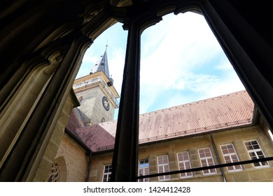 Collegiate church in oehringen, Germany