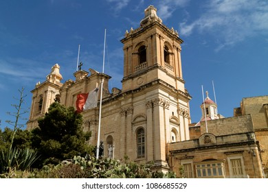 Collegiate Church of Saint Lawrence, Vittoriosa-Birgu,Malta