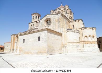 Collegiate church of Santa María la Mayor (Church of Saint Mary the Great) Toro,  Zamora, Spain