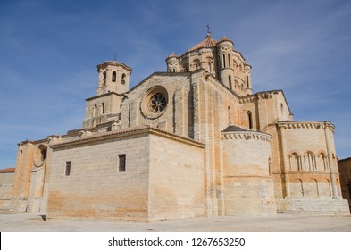 Collegiate church of Santa Maria la Mayor in Toro, Zamora, Castile and Leon, Spain