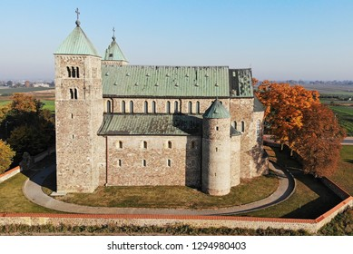 Collegiate Church in Tum (Lodz region, Poland)