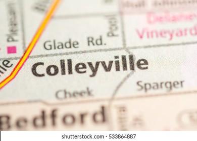 Colleyville. Texas. USA