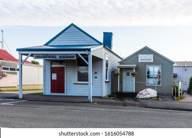 Collingwood, New Zealand - 22 December 2019: Collingwood Museum and Aorere Centre