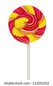 Collorful lollipop