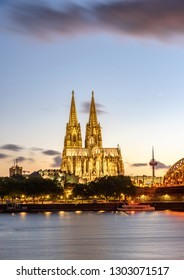 Cologne Cathedral  is a Catholic cathedral in Cologne, Northrhine-Westfalia, Germany.