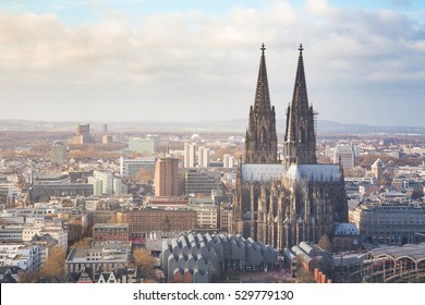 The Cologne cathedral, Germany
