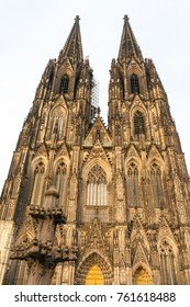 Cologne Cathedral (Kolner Dom) in Germany