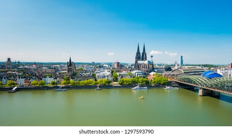 Cologne City, Germany