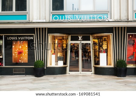 ee578c3b793d3 COLOGNE GERMANY DECEMBER 18 Louis Vuitton Stock Photo (Edit Now ...