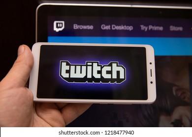 Twitch Images, Stock Photos & Vectors   Shutterstock