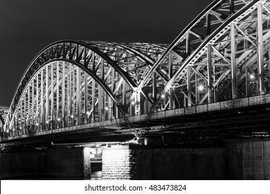 Cologne Hohenzollernbrucke