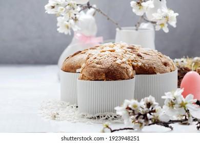 Colomba - italian easter dove cake.