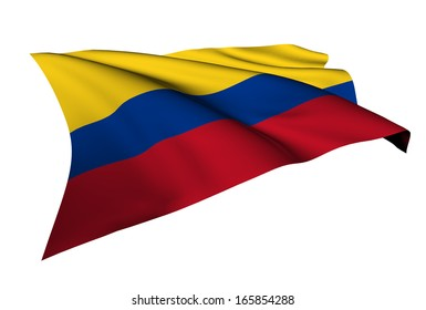 Colombia flag - collection no_5