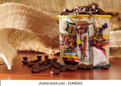Colombian coffee.