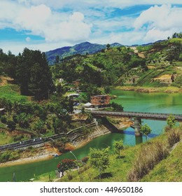 The Colombian Countryside (One Hour Outside Medellin)
