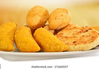 Colombian cuisine.