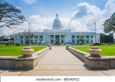 Colombo Municipal Council building, Sri Lanka