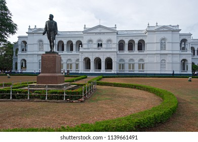 Colombo, Sri Lanka - 2011 July: National Museum of Colombo is a journey to discover the history of Sri Lanka