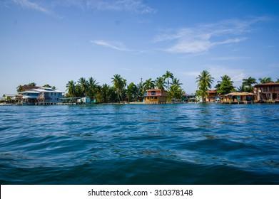 Colon Island, is the northernmost and main island in the Bocas del Toro Archipelago located in Bocas del Toro Province