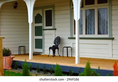 Colonial verandah