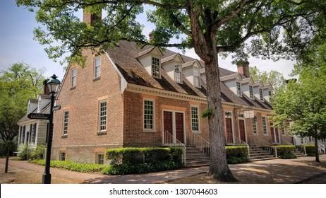 Colonial Williamsburg Historic