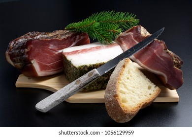 Colonnata Lard and Speck