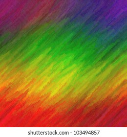 Color abstract background created under style a pastel. Digital structure of painting.