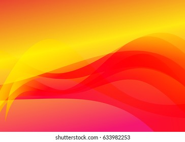 Color abstract template for card or banner. Abstract background