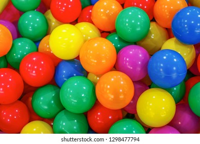 color ball for child