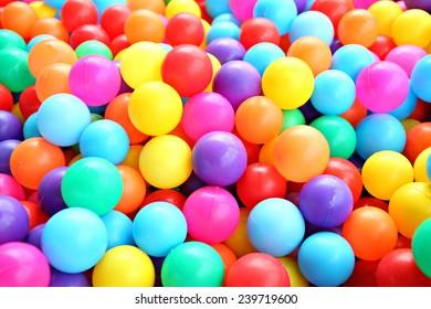Color Ball for children/Child skills