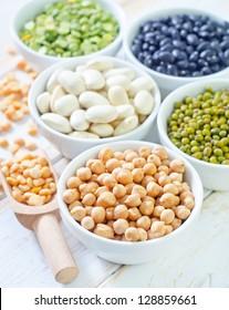 color beans