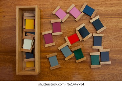 color block for education