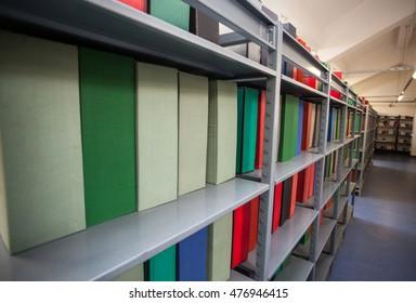Color boxes archive