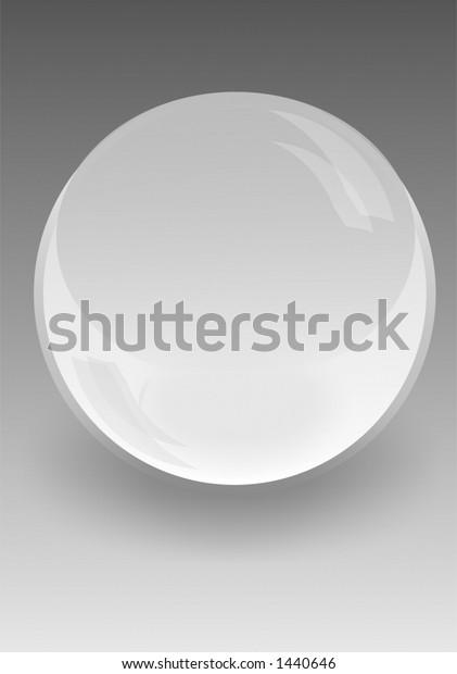 Color glass ball