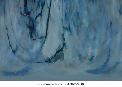 color grunge painted wall background