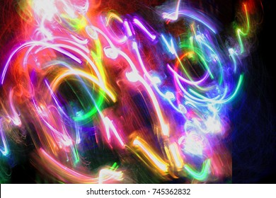 color lights background as very nice abstract background