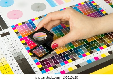 Farbmanagement und Qualitätskontrolle in der Druckproduktion