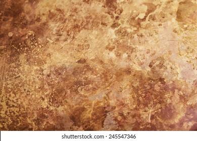 Color metallic background