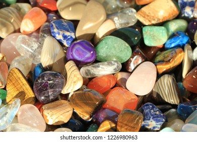 color mineral stones texture as very nice background