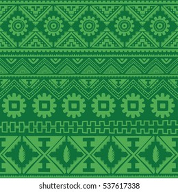 color native american ethnic pattern